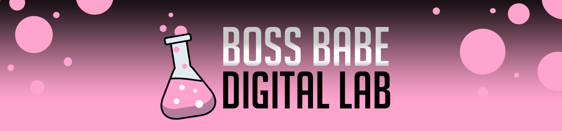 Boss Babe Digital Lab Profile Banner