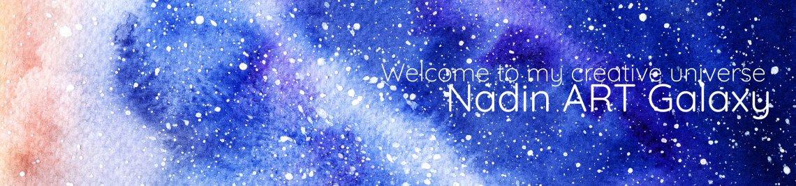 NadinARTgalaxy Profile Banner