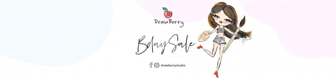 DrawBerry Profile Banner
