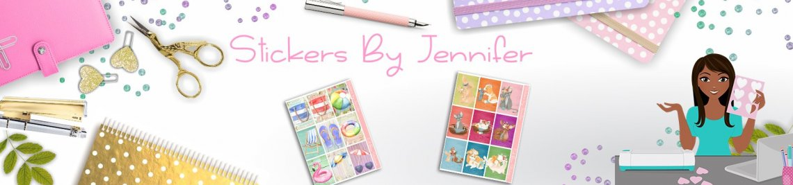 stickersbyjennifer Profile Banner