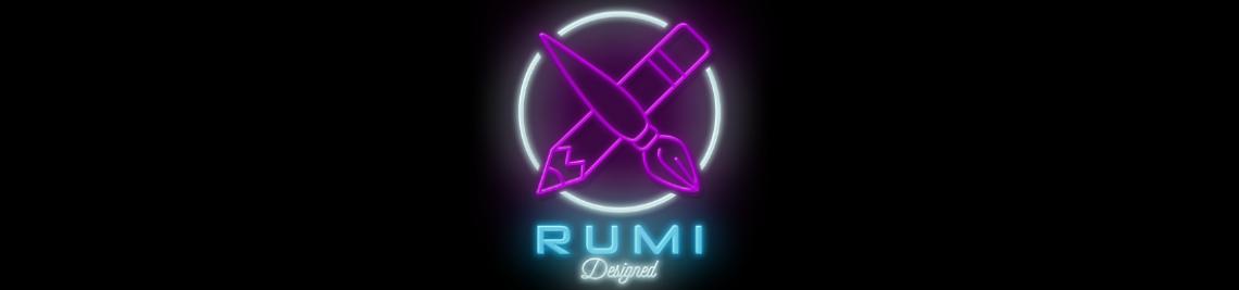 Rumi Designed Profile Banner