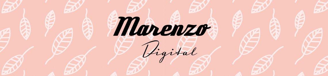 Marenzo Digital Profile Banner