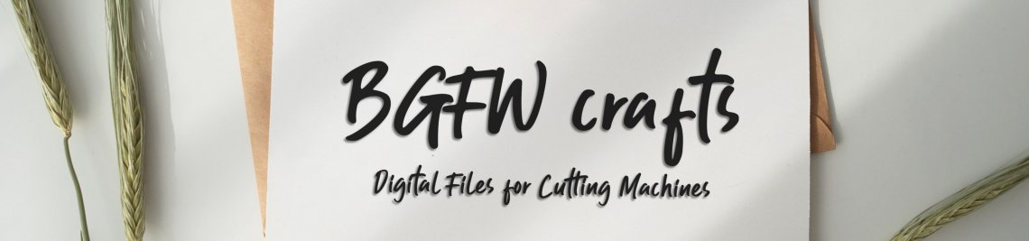 BGFWcrafts Profile Banner