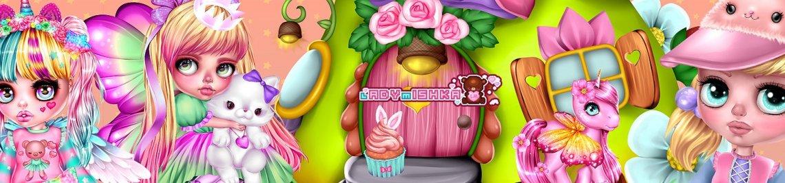 LadyMishka Profile Banner
