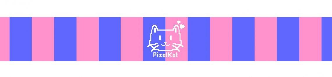 PixelKat Profile Banner