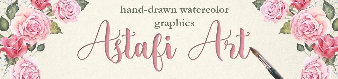 Astafi Art Profile Banner