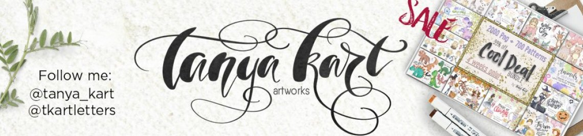Tanya Kart Profile Banner