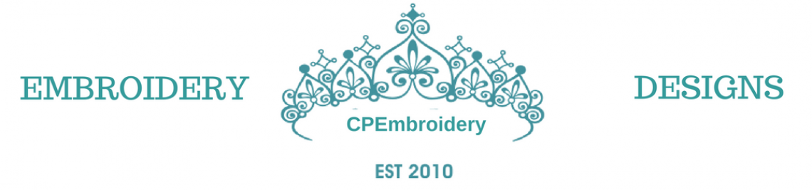 CPEmbroidery  Profile Banner
