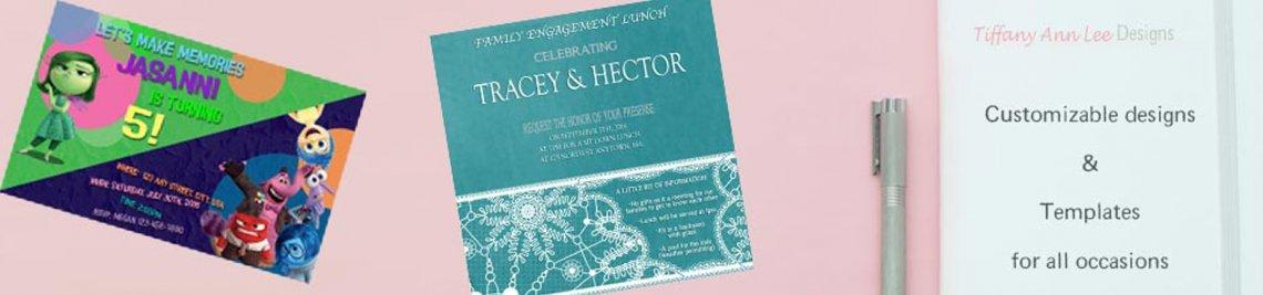 Tiffany Ann Lee Designs Profile Banner