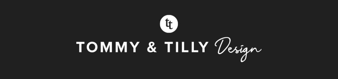 Tommy & Tilly Design Profile Banner