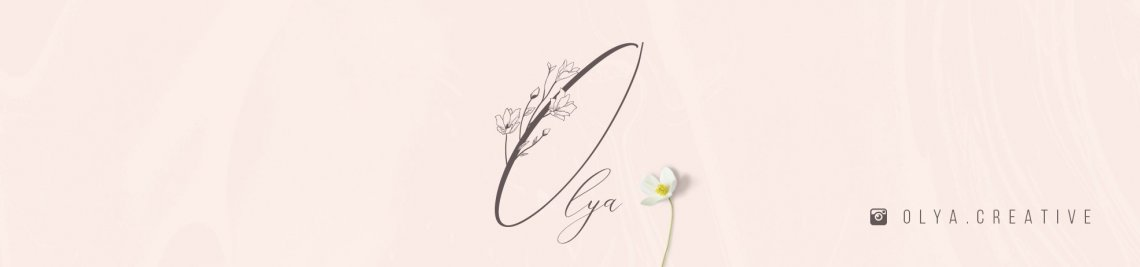 Olya.Creative Profile Banner