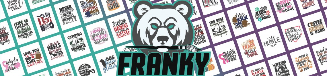 Franky Design Profile Banner
