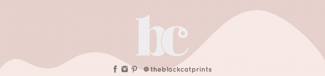 TheBlackCatPrints Profile Banner