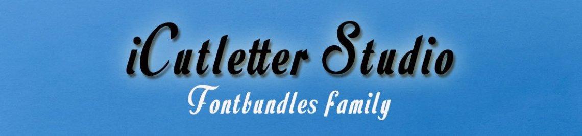 iCut Letter Studio Profile Banner