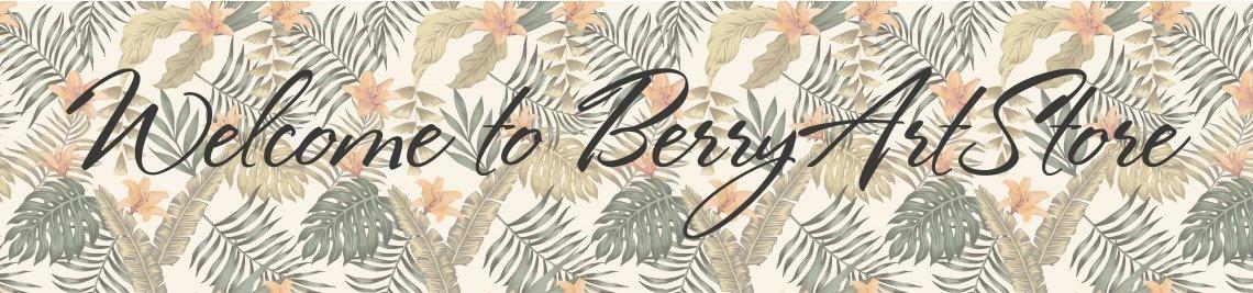 BerryArtStore Profile Banner