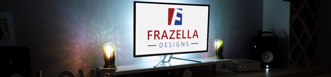 Frazella Designs Profile Banner