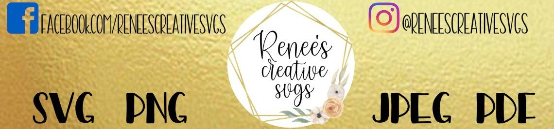 Renee's Creative Svg's Profile Banner