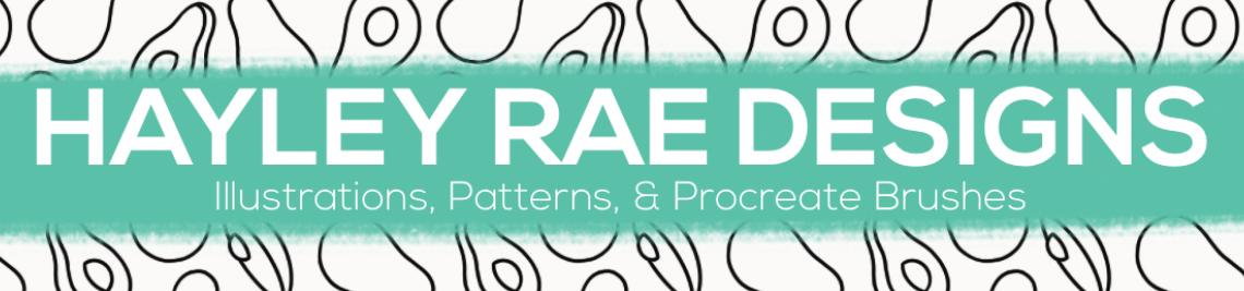 Hayley Rae Designs Profile Banner