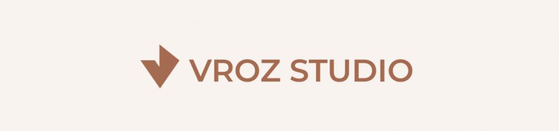 Vroz Studio Profile Banner