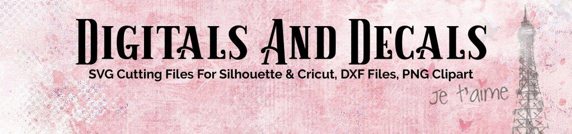 DigitalsAndDecals Profile Banner