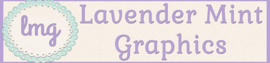 Lavender Mint Graphics Profile Banner