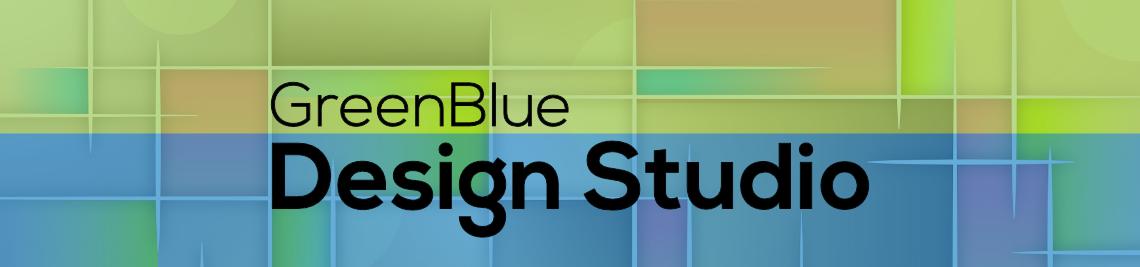 GreenBlue Design Studio Profile Banner