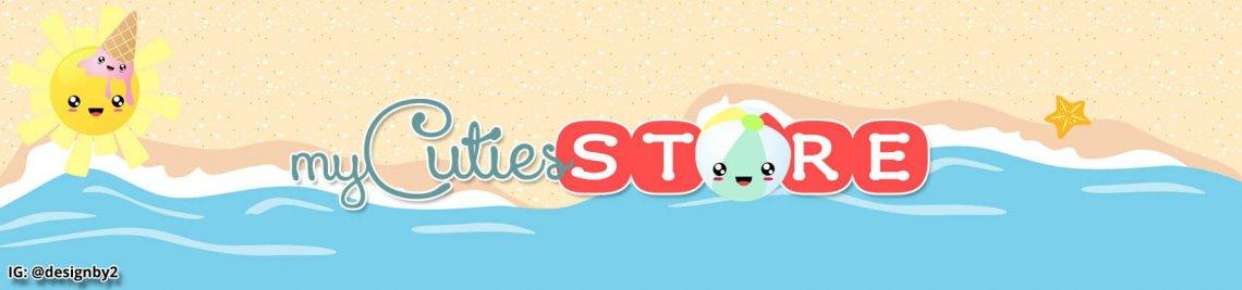 myCutieStore Profile Banner