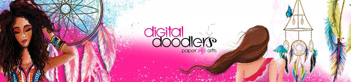 DigitalDoodlers Profile Banner
