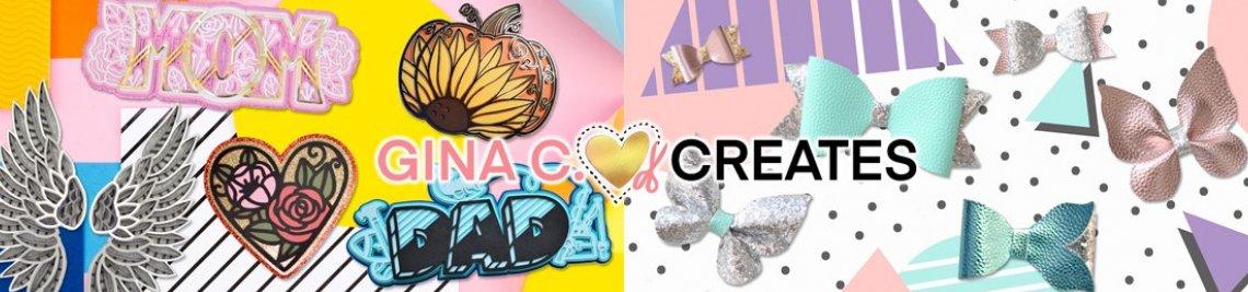 Gina C Creates Profile Banner
