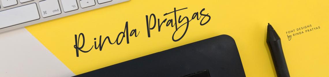 RINDA PRATYAS Profile Banner
