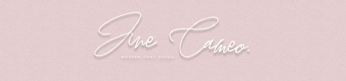 Jine Cameo Profile Banner