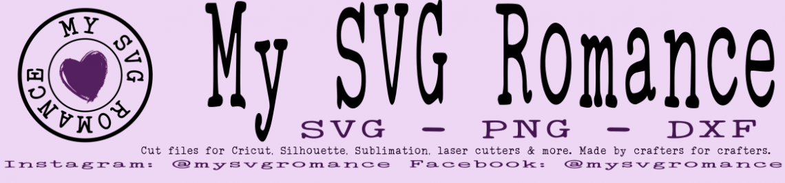 My SVG Romance Profile Banner