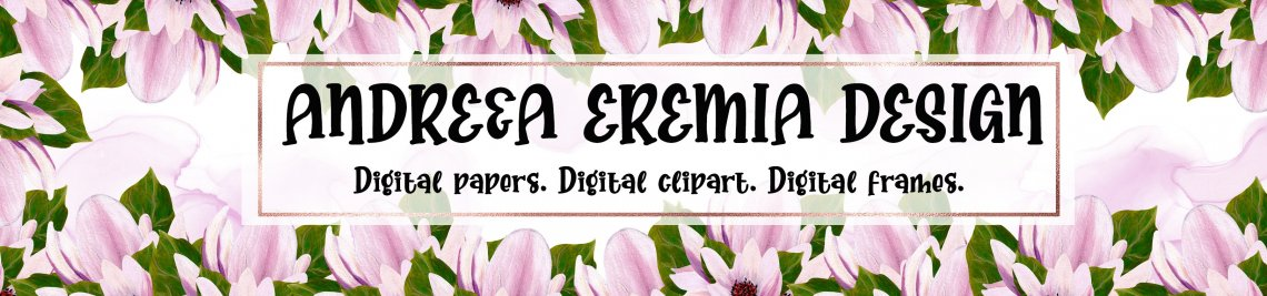 Andreea Eremia Design Profile Banner