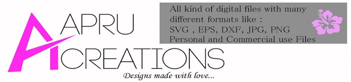 apru creations Profile Banner