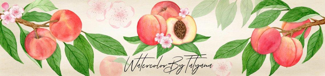 WatercolorByTatyana Profile Banner