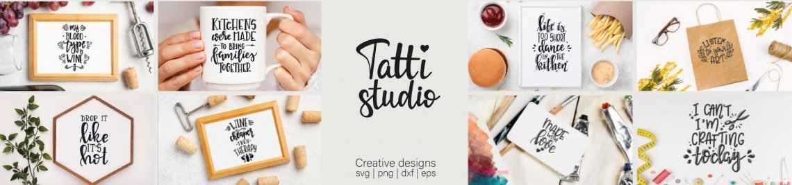 Tatti Studio Profile Banner