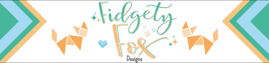 Fidgety Fox designs Profile Banner
