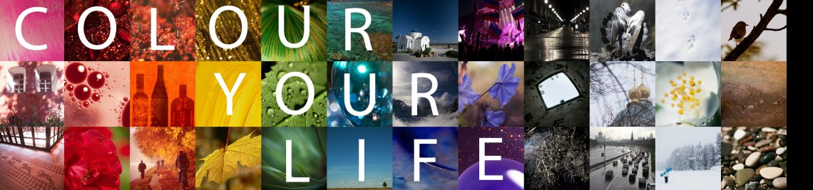 Colour Your Life Profile Banner