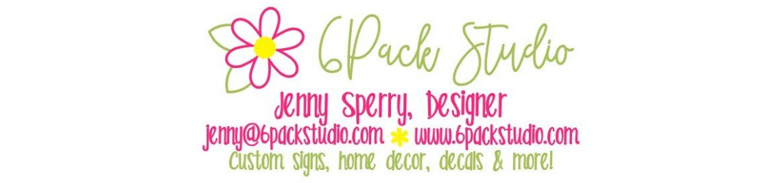 6Pack Studio Profile Banner