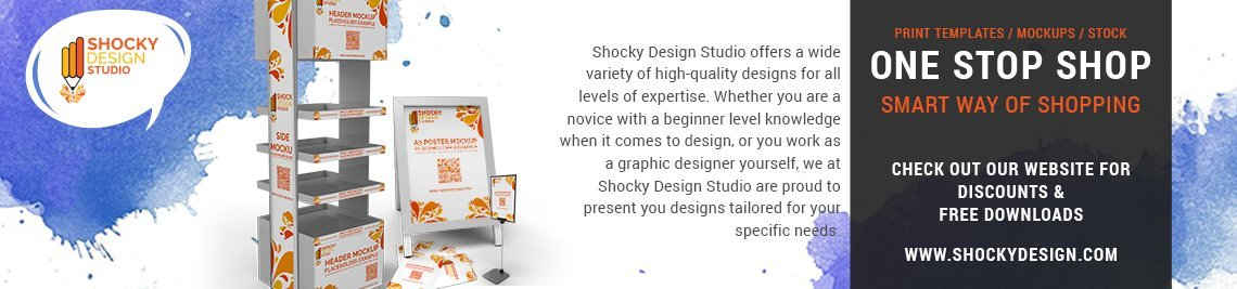 SHOCKY DESIGN Profile Banner