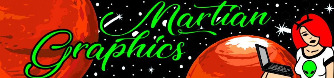 Martian Graphics Profile Banner