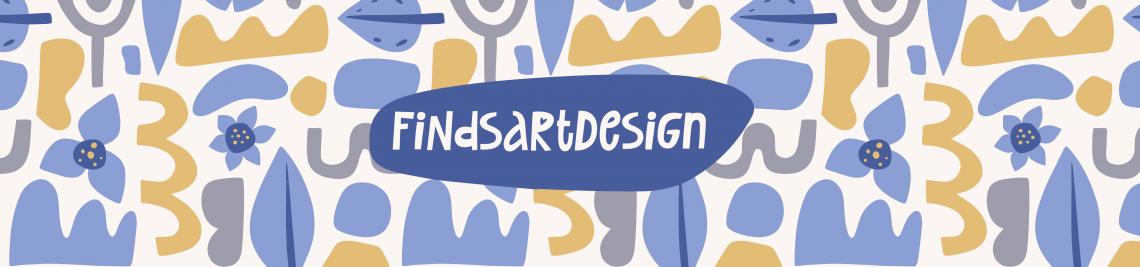 FindsArtDesign Profile Banner