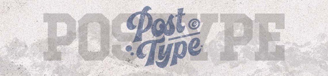 Postype Studio Profile Banner