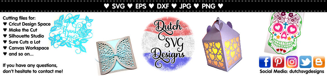 Dutch SVG Designs Profile Banner