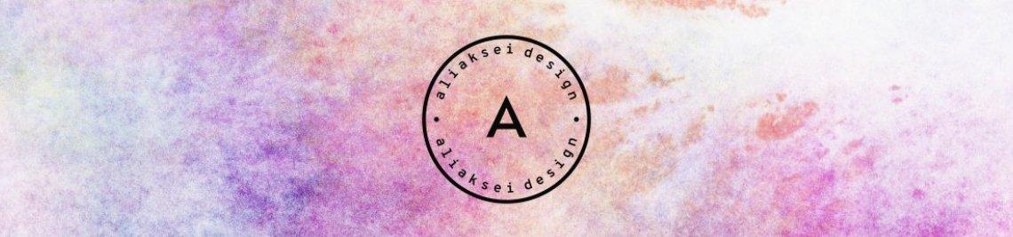 Aliaksei Design Profile Banner