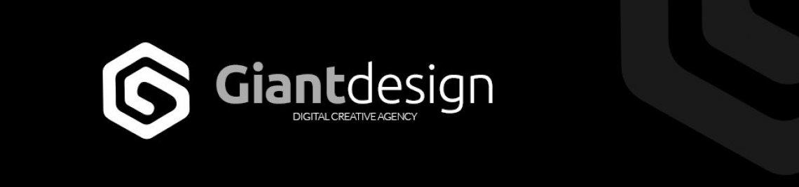 Giant Design Profile Banner