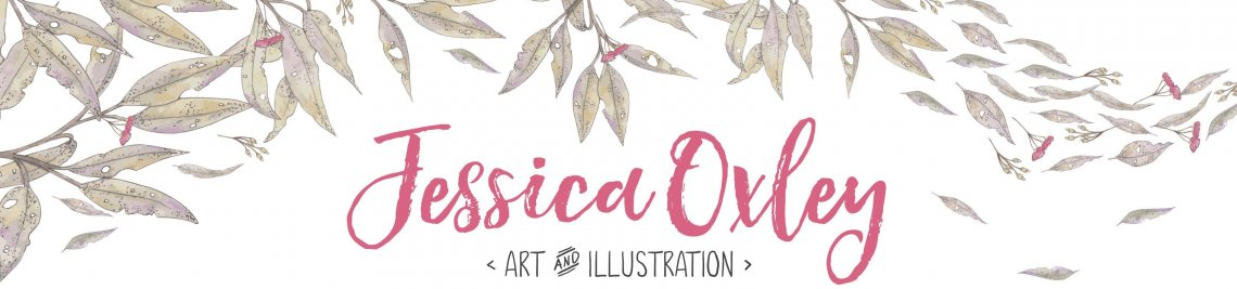 Jessica Oxley Art & Illust Profile Banner