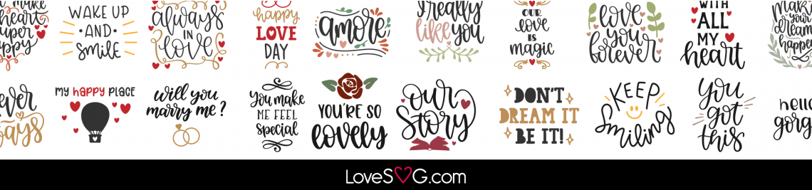 LoveSVG Profile Banner