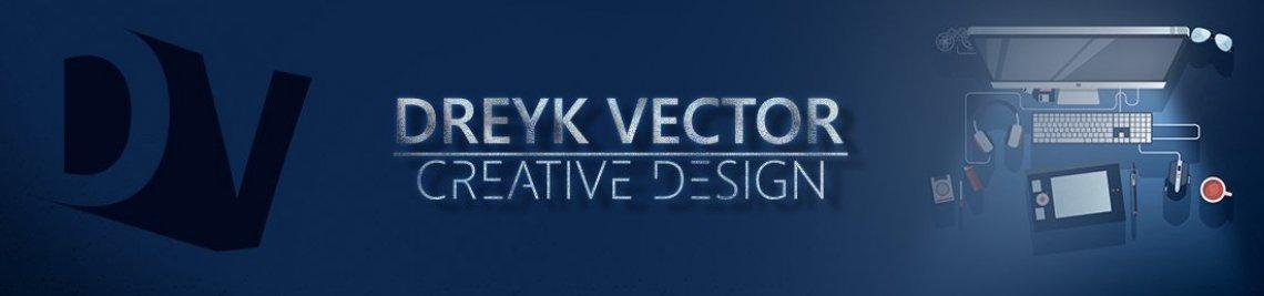 Dreyk Vector Profile Banner