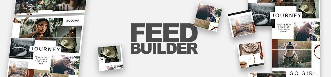 FeedBuilder Profile Banner
